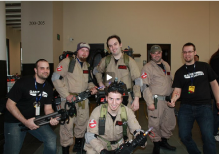Somebody Call The Ghostbusters! – PAX East 2010