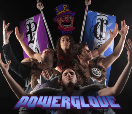 Powerglove and Gamer Reaction: A Match Made in Awesome