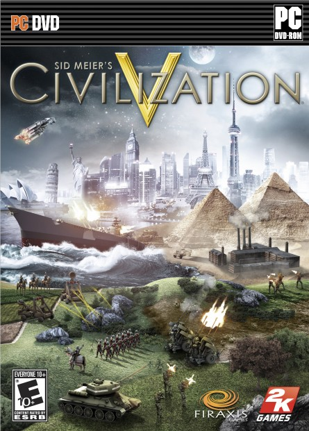 Sid Meier's Civilization V – PAX East 2010