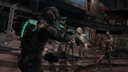 NYCC Hands On: Dead Space 2