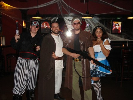 Gamer Reaction: Halloween 2010 Pics