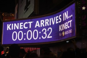 Microsoft Kinect Midnight Launch and After Party — PICS