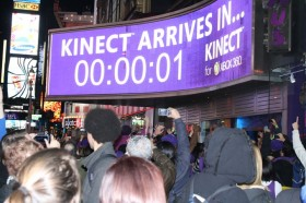The Kinect Launch Event