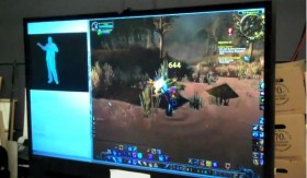 Kinect + World Of Warcraft = Awesome!