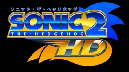 zomigosh! Fan-made Sonic 2 HD Logo Looks Sexy