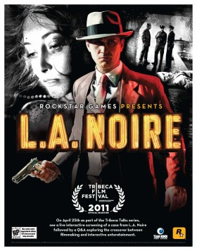 L.A. Noire To Be Honored At Tribeca Film Festival