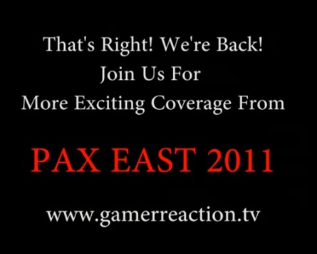 Pax Preview 2011