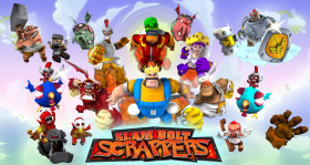 Slam Bolt Scrappers Launches! PAX East 2011