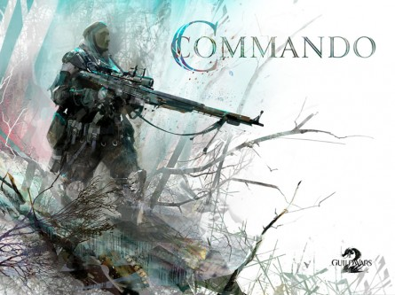ArenaNet Announces New Guild War 2 Profession: Commando