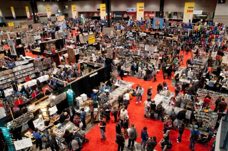 Gamer Reaction at C2E2 2011