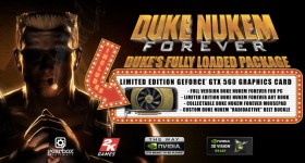 YouTube Goes 3D?  Duke Nukem Forever Sweepstakes?  Yes, Please!