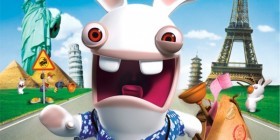 Rabbids LOVE Captain America