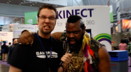 Mr. T's Lost Interview | Pax East 2011
