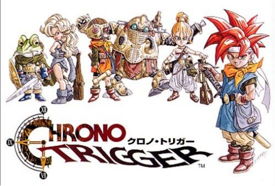 Oh and a little game called Chrono Trigger...